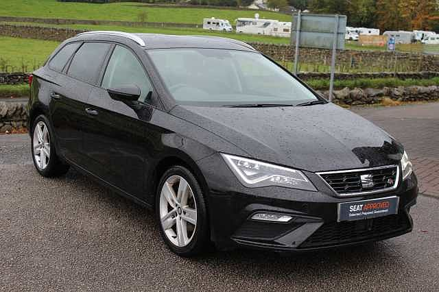 SEAT LEON Leon Estate FR Tech 1.4 150ps