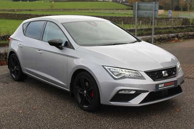 SEAT Leon 1.4 EcoTSI 150 FR Technology 5dr