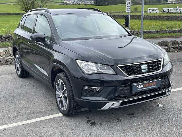 SEAT Ateca SUV 1.6 TDI (115ps) SE Ecomotive 5-Door
